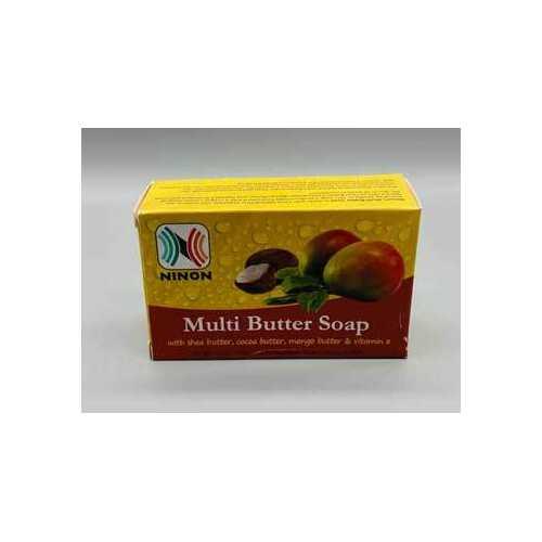 5oz Multi Butter ninon soap