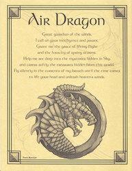 Air Dragon poster