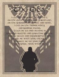 City Prayer poster