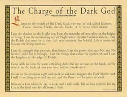 Dark God poster