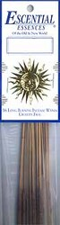 Red Ginger escential essences incense sticks 16 pack