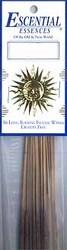 Tribal Coconut escential essences incense sticks 16 pack