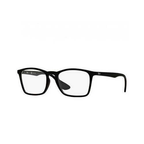 Ray-Ban RB7045-5364 Black Full Rim Square Nylon Eyeglasses Frames