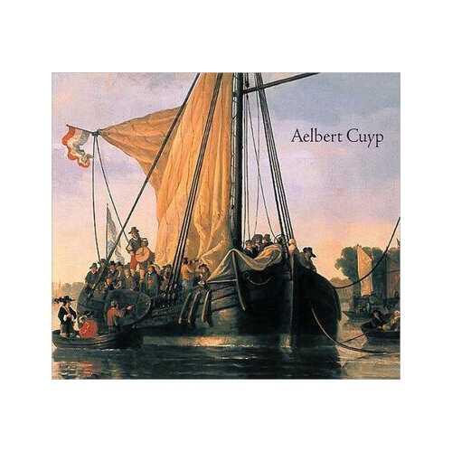 Aelbert Cuyp Art Works - 17th Century Dutch Painter Artist - 320 Page Hardcover Art Book