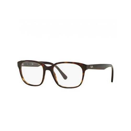 Ray-Ban RB5340-2012 Tortoise Square Unisex Acetate Eyeglasses