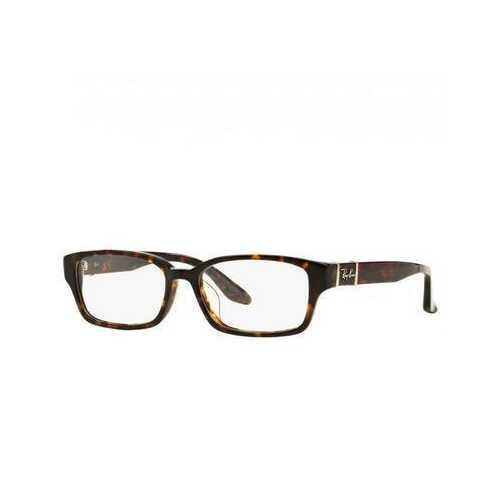 Ray-Ban RB5198-2345 Tortoise Rectangular Plastic Eyeglasses