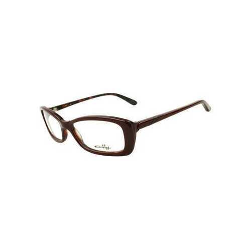 Oakley OX1071-0753 Cross Court Oink Tortoise Rectangular Women's Eyeglasses
