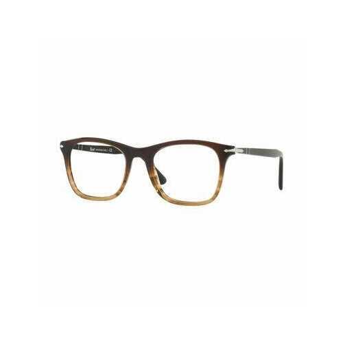 Persol PO3188V-1026 Brown Tortoise Square Women's Plastic Eyeglasses