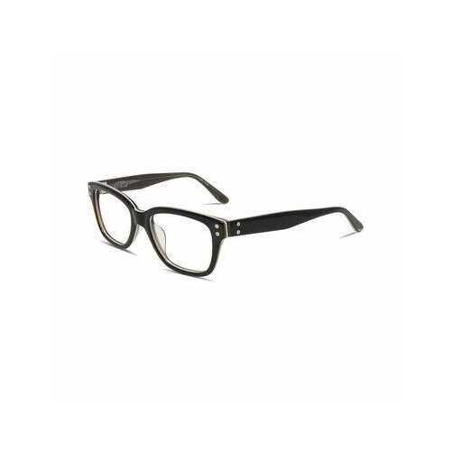 Converse P003 UF Black Stripe Square Unisex Plastic Eyeglasses