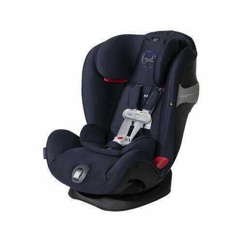 Cybex Eternis S All-in-One Convertible Car Seat with SensorSafe Technology - Denim Blue