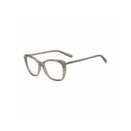 Salvatore Ferragamo SF2811-743 Crystal Peach Cat-Eye Women's Metal Eyeglasses