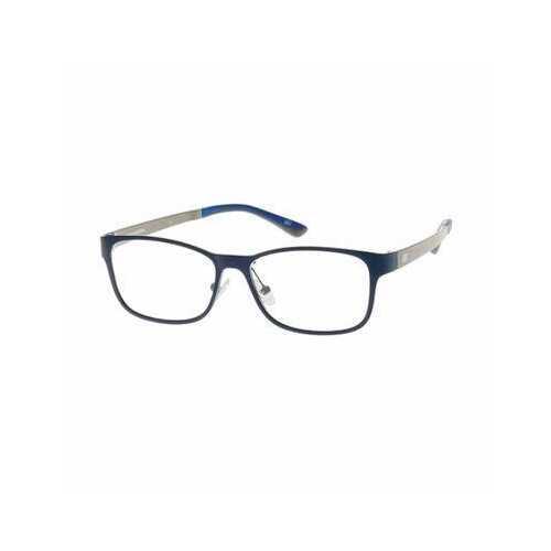 Skechers SE3152-091 Matte Blue Square Unisex Plastic Eyeglasses