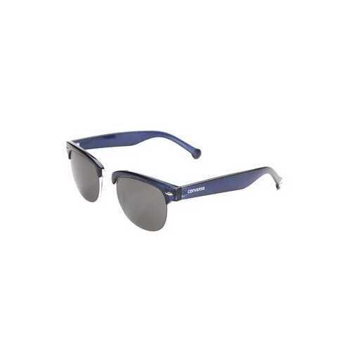 Converse H063 Navy Square Smoke Lens Men's Acetate Sunglasses