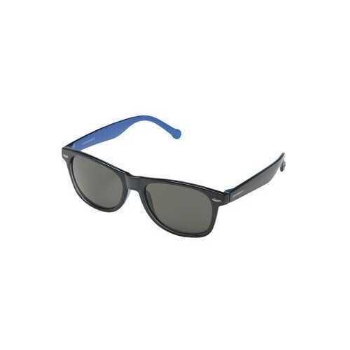 Converse SCO081Q Smoke Navy Square Black Lens Men's Acetate Sunglasses