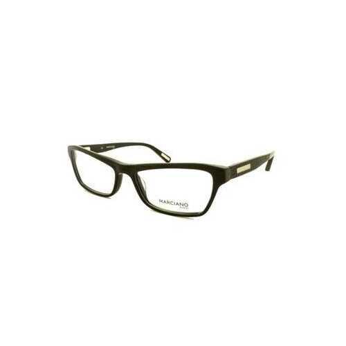 Guess GM-235-BLK Marciano Black Rectangular Women's Acetate Eyeglasses