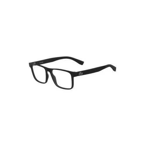 Lacoste L2817-004 Matte Black Square Men's Acetate Eyeglasses