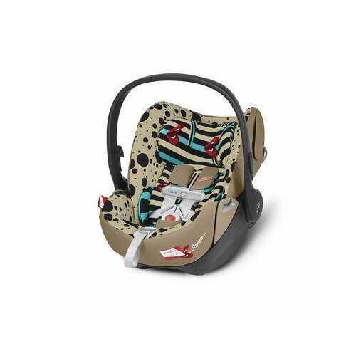 CYBEX Cloud Q Plus SensorSafe One Love Infant Car Seat And Base - Multicolor