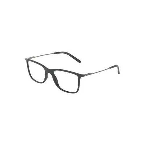 Dolce & Gabbana DG5024-3101 Grey Rectangular Men's Acetate Eyeglasses