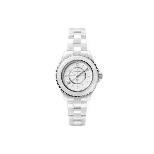 Chanel H6345 J12 Phantom White Dial Ladies Watch