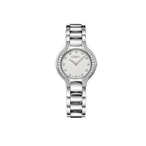 Ebel 1215868 New Beluga Mini Silver Dial Ladies Watch