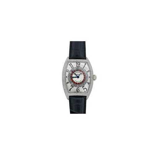 Franck Muller 9880-Vegas-D-7 Casablanca Silver Dial Automatic Men's Luxury Watch