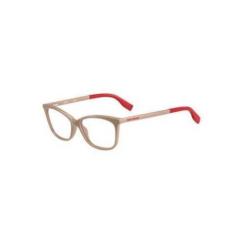 Hugo Boss Orange BO0289-FWM Nude Square Women's Propionate Eyeglasses
