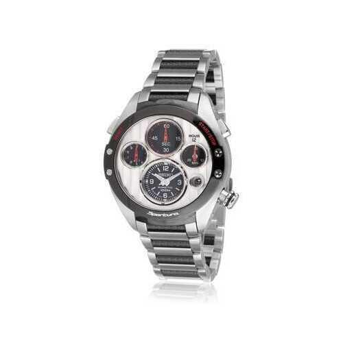 Seiko SLQ023 Sportura Ultimate Kinetic Chronograph Honda F1 Team Limited Edition Men's Watch