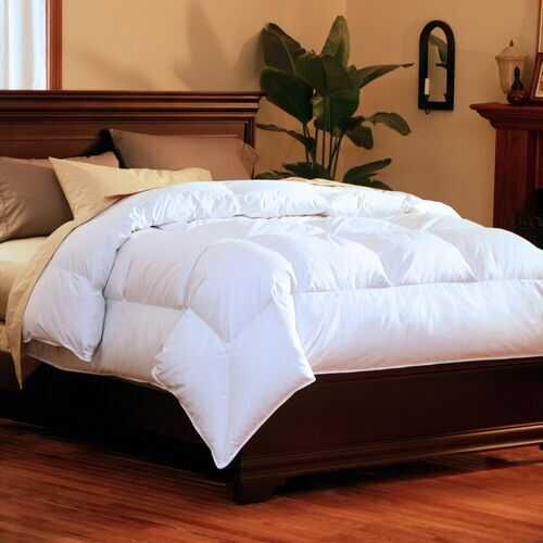Pacific Coast Feather SuperLoft Down Comforter - Choose Your Size