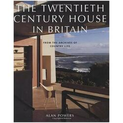Category: Dropship Books & Videos, SKU #6653626286265, Title: The Twentieth Century House in Britain: From the Archives of Country Life