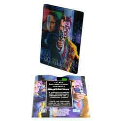Category: Dropship Collectibles, SKU #6653629268153, Title: Limited Edition 1995 Skybox Skymotion DC Comics Batman Villain Two Face Trading Motion Card