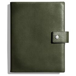 Category: Dropship Gifts, SKU #6653630808249, Title: Shinola Premium Leather Large Journal Cover