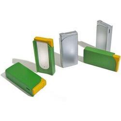 5 Pack Refillable Adjustable Cigarette Box Flame Butane Lighter