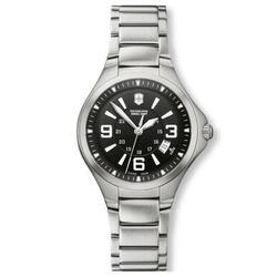 Category: Dropship Watches, SKU #6653705224377, Title: Victorinox Swiss Army 241335 Base Camp Black Dial Women's Quartz Watch