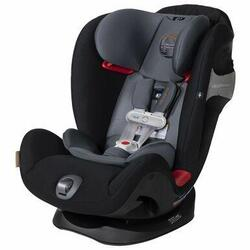 Cybex Eternis S All-in-One Convertible Car Seat with SensorSafe Technology - Pepper Black