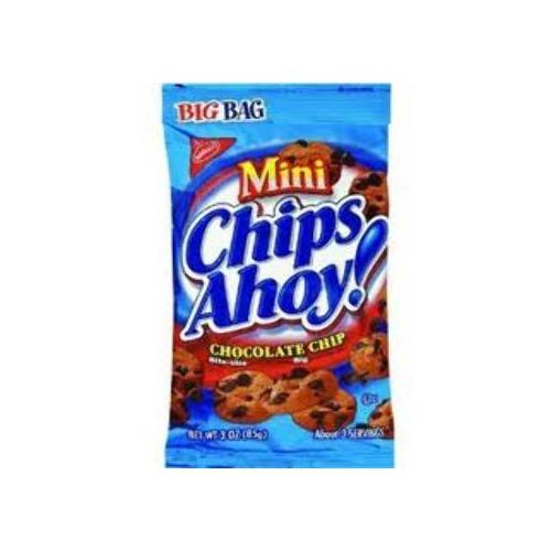 Chips Ahoy Mini Big Bag 3 Oz