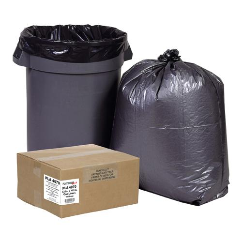 "Case of [100] Garbage Bags 33"" x 39"" (33 Gallon) 100/cs"