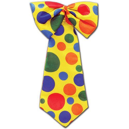Case of [12] Clown Tie