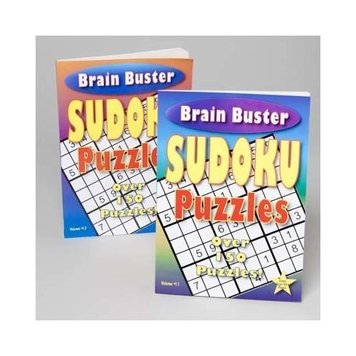Case of [24] Sodoku Puzzle Books
