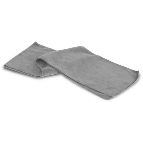 Case of [48] Heavy Weight Fleece Scarves - Heather Grey
