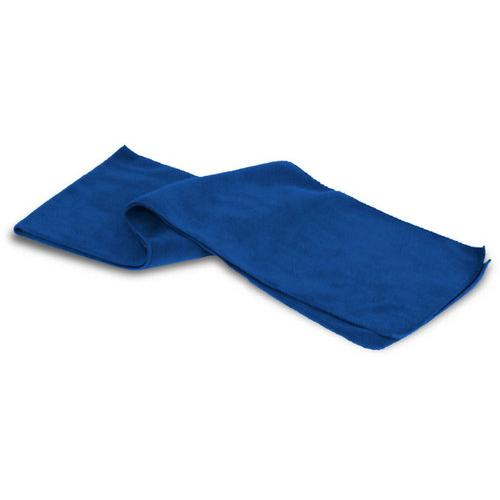 Case of [48] Heavy Weight Fleece Scarves - Royal Blue