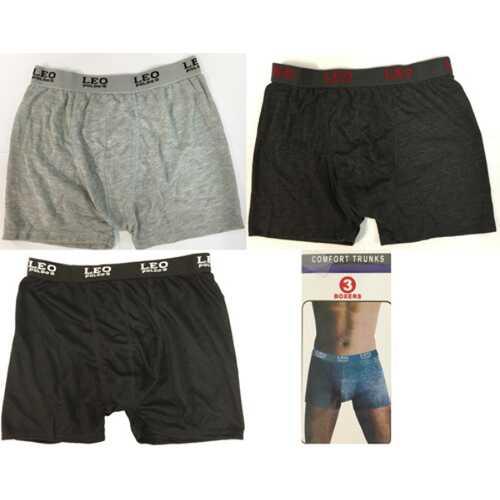 Case of [72] Men's Boxers Size M-XL