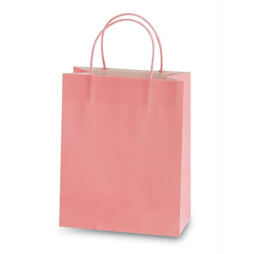 Case of [60] Pastel Pink Euro Medium Gift Bag