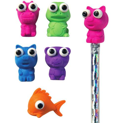 Case of [100] Here's Looking At You Eraser Pencil Topper