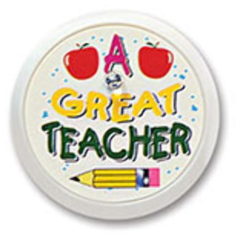 Case of [18] A Great Teacher Blinking Button