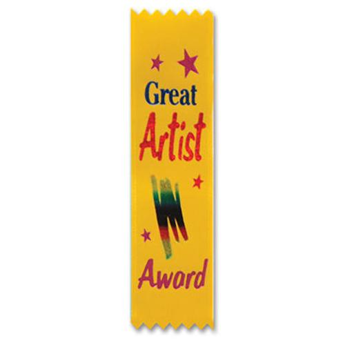 Case of [9] Great Artist Award Value Pack Ribbons