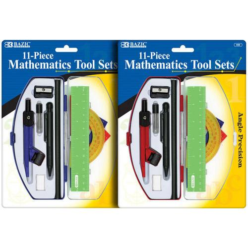 Case of [24] BAZIC Student Math Tool Sets