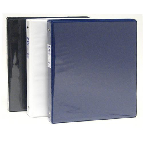 "Case of [48] 1"" Binder with Front View Clear Sleeve"