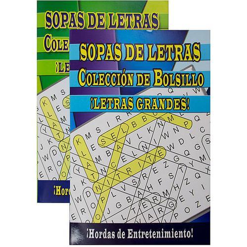 Case of [48] Crucigrama-Sopas De Letras Digest Size