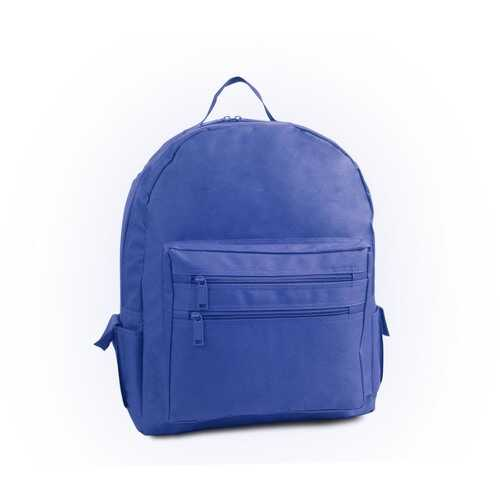 """Case of [12] 16"""" Classic Backpack - Royal"""