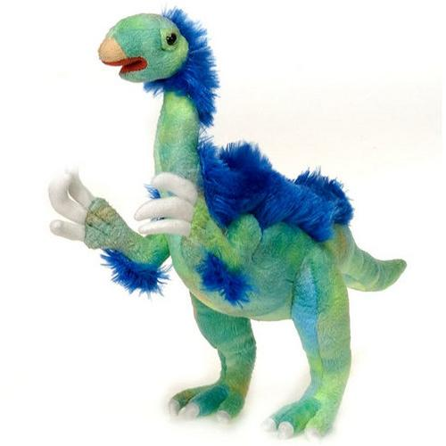 "Case of [18] 15"" Gigantoraptor Dinosaur Plush Toy"